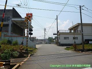 04-009徳島県板野郡板野町JR高徳線踏切