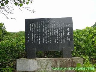 10-021徳島県阿波市秋月城跡