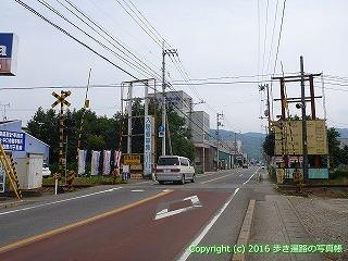 11-079徳島県吉野川市JR徳島線踏切
