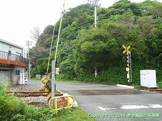 23-115徳島県海部郡美波町JR牟岐線踏切