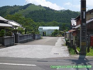 37-407高知県高岡郡四万十町JR土讃線 影野駅