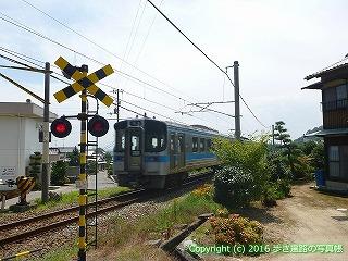 60-068愛媛県西条市JR予讃線踏切