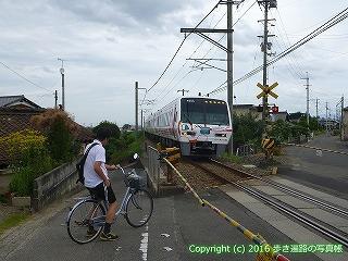 65-286愛媛県四国中央市JR予讃線踏切