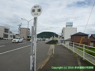 78-047香川県丸亀市波場バス停