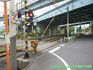 81-008香川県坂出市JR予讃線踏切